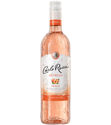 Carlo Rossi Refresh Peach