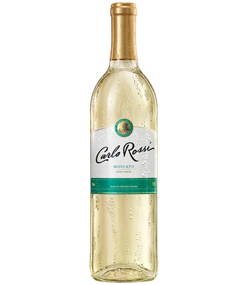 Carlo Rossi Sweet White Moscato
